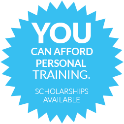 Starburst | You can afford personal training