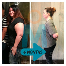 Tulsa Personal Trainers Before After Kristina